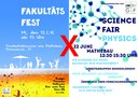 Fakultätsfest & Physik-Science-Fair